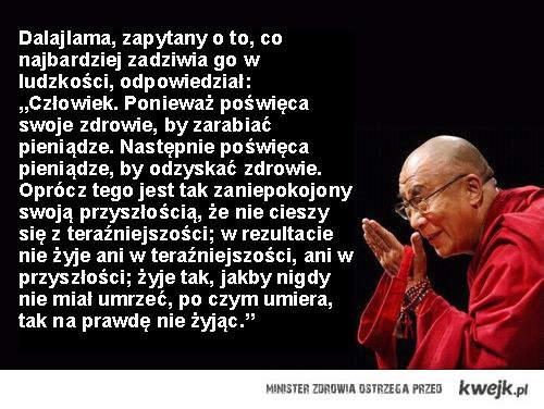 mądrość dalajlamy