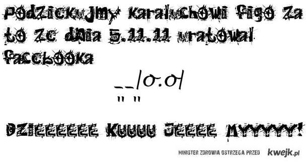 karaluch facebook