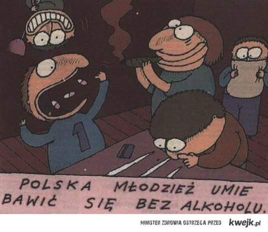 Zabawa bez Alkoholu