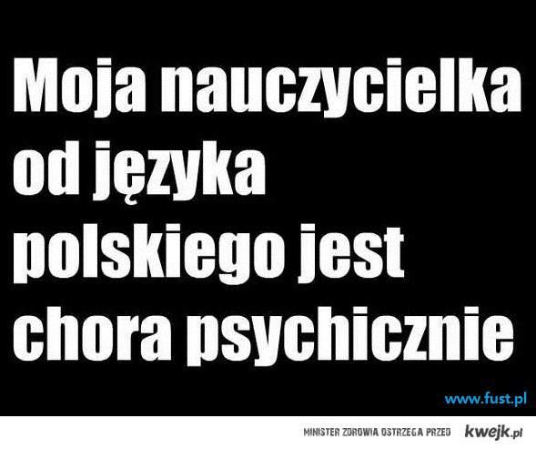 Polonistka