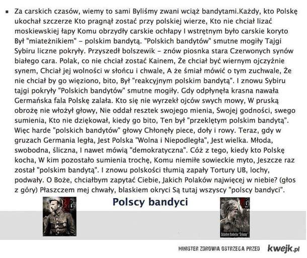 Polscy bandyci