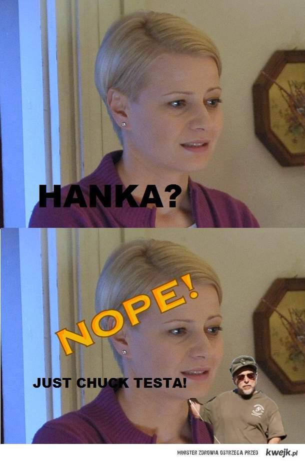 HANKA?