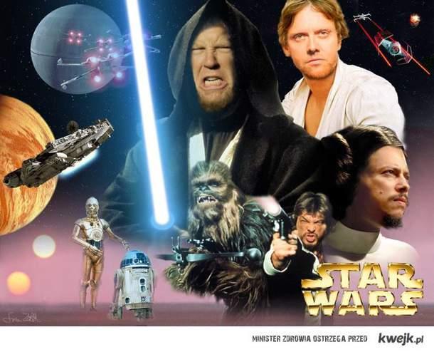 Metallica star wars