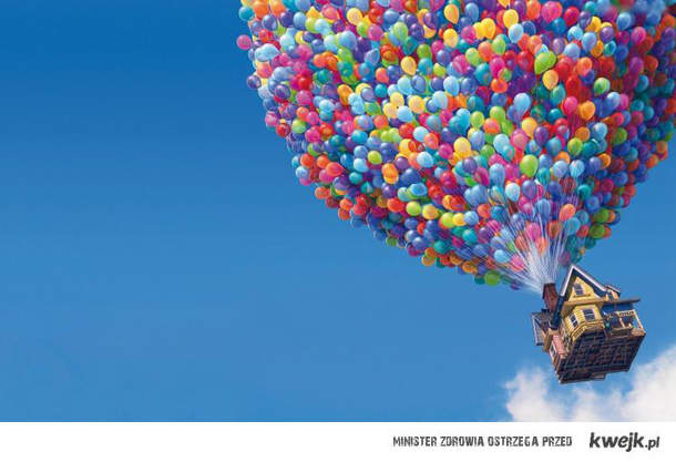 balonowy domek