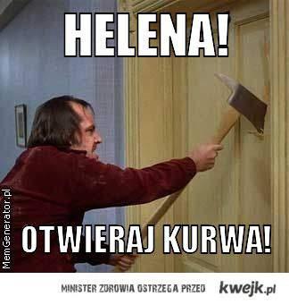 Helena Otwieraj !
