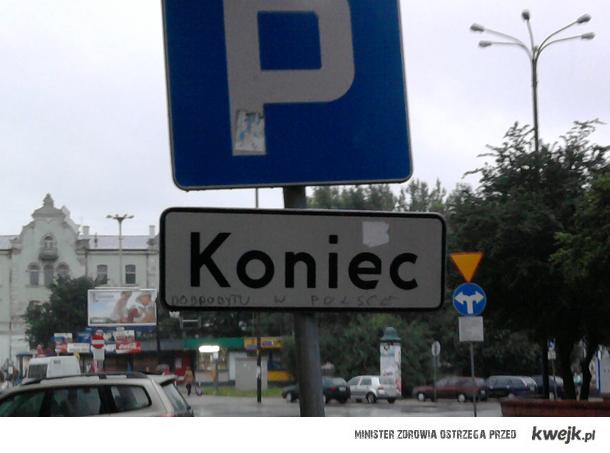 Koniec dobrobytu w Polsce