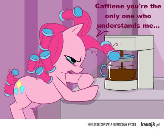 Kawa i Pinkie