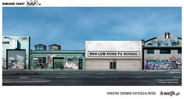 szkoła kung-fu