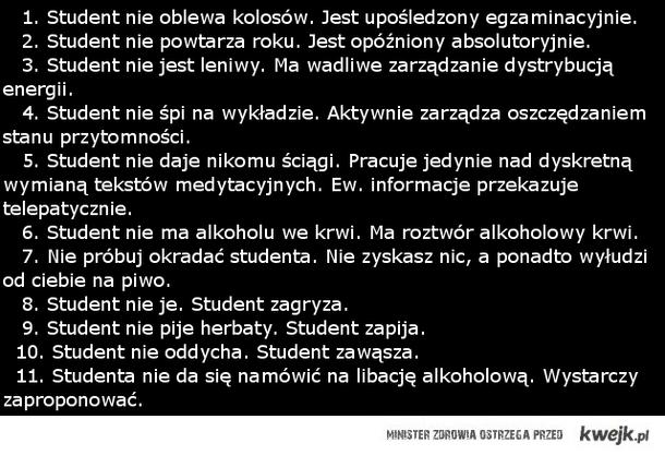 Prawdy Studenckie