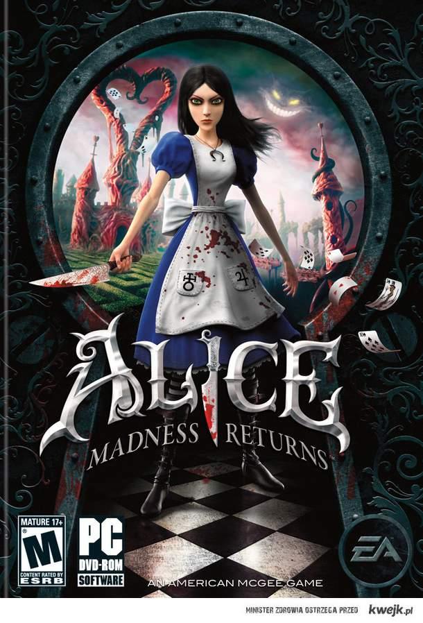 Najlepsza Gra 2011- Alice: Madness Returns ♥