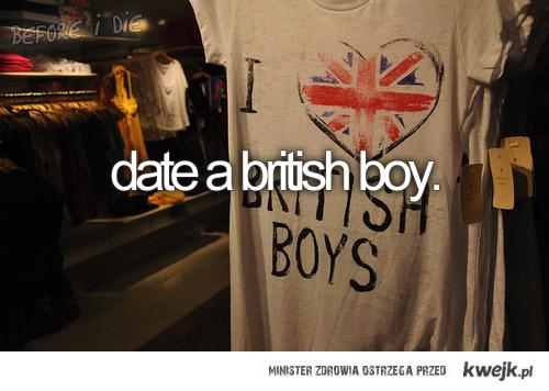 date a british boy