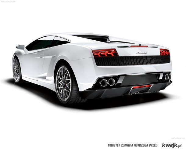 Lamborghini gallardo... Kocham!