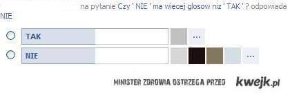 Ludzie już nie mają pomysłów na ankiety ;)