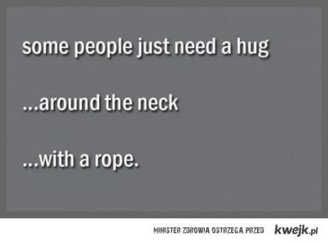 i think you need a hug