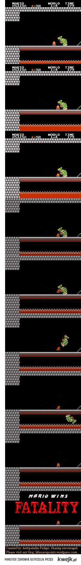 Zaskakujące powiązanie pomiędzy Mario Bros a zupełnie inną, popularną grą.