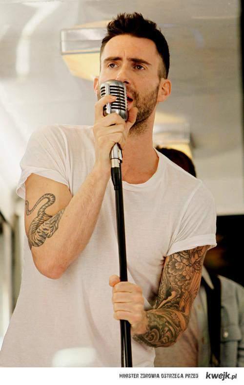 Adam Levine !!!!!