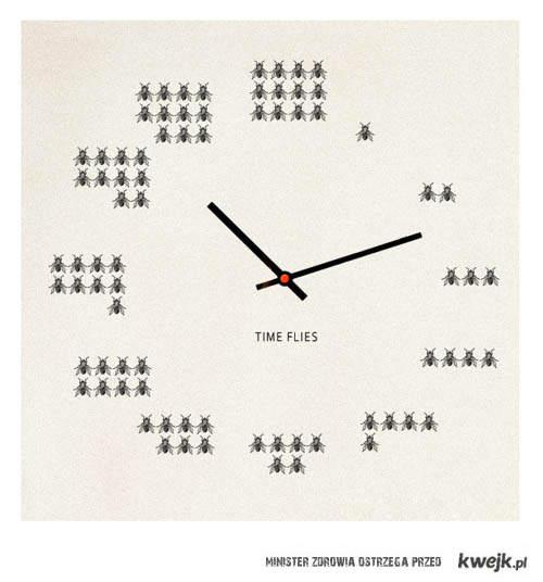 czas odmuchowuje