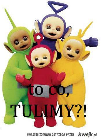 TULIMY!?!?
