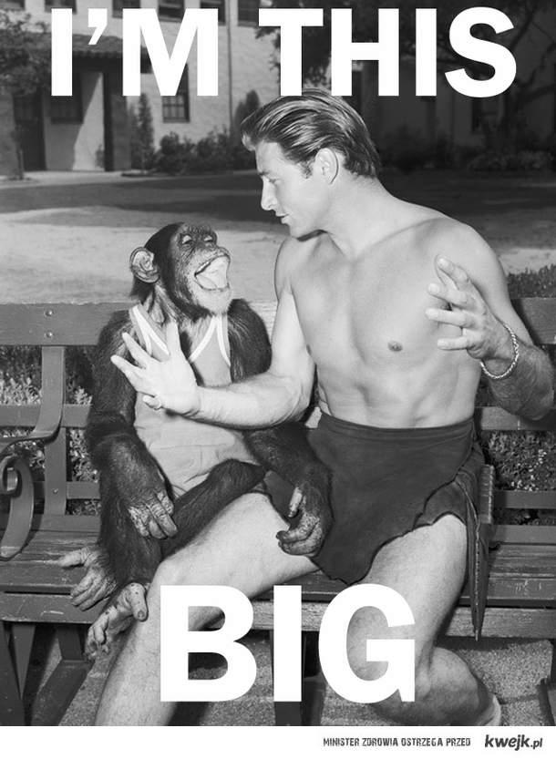 I'm this big