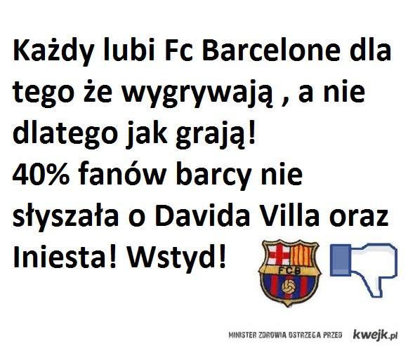 Cała prawda o barcelonie!