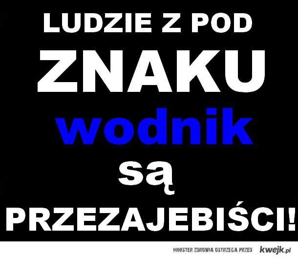 WODNIK. ♥