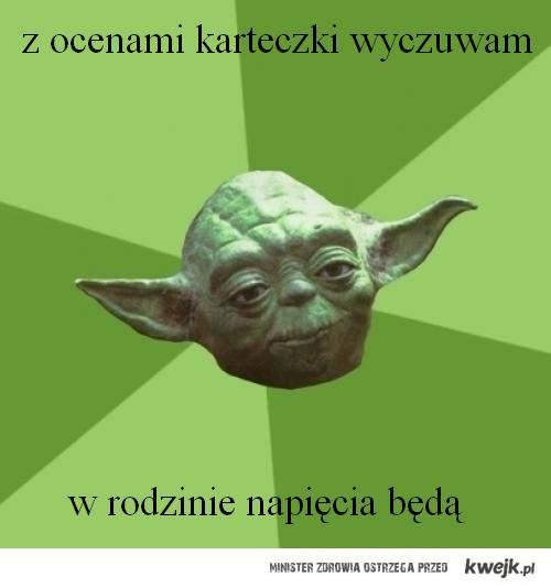 prade Yoda rzecze