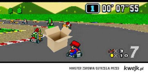 Mario Kart-on