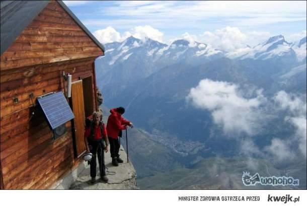 Chciałbyś mieć taki dom w górach?