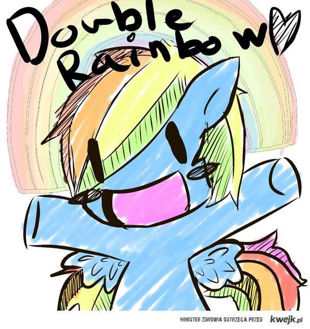 Duble Rainbow ♥