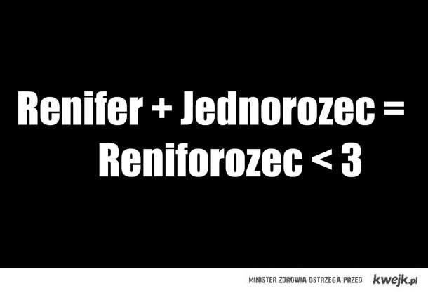 Reniforożec < 3