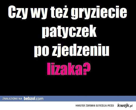 patyyczek;)