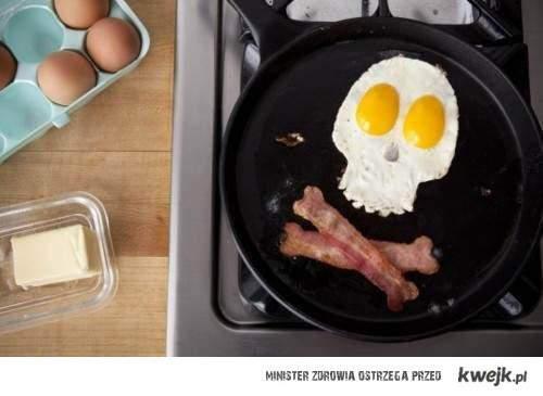 czacha na śniadanie
