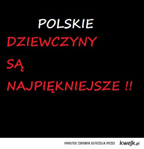 POLSKIE DZIEWCZYNY <333333