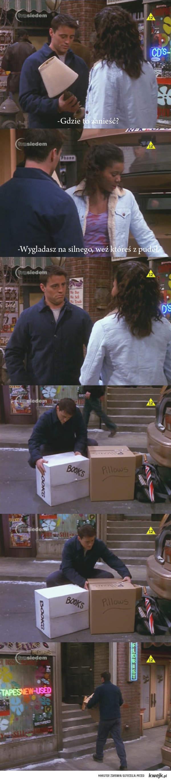 Joey i pomoc