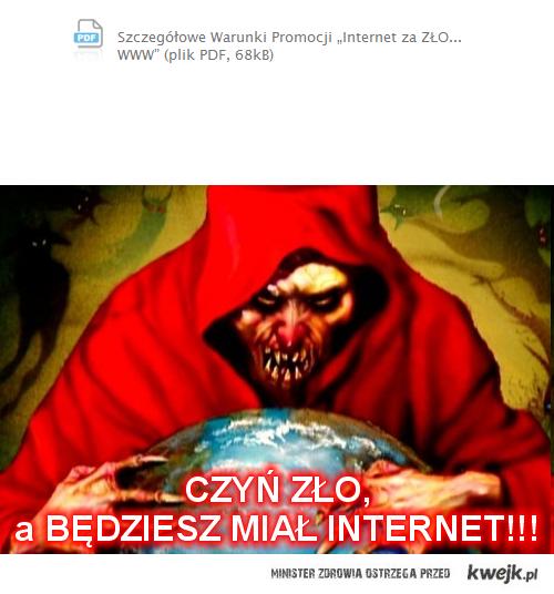 internet za ZŁO