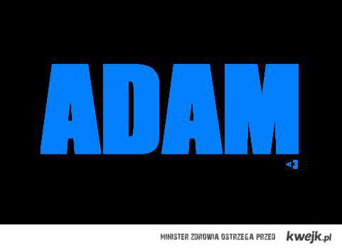Adam<3