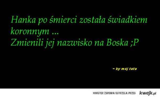 Bo taka prawda ~ Natalia Boska ;P