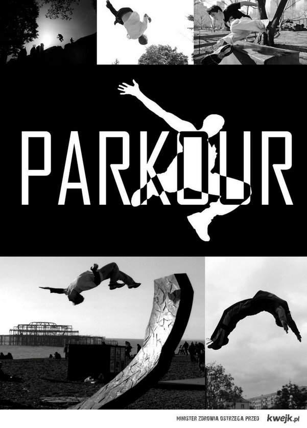 Parkour .