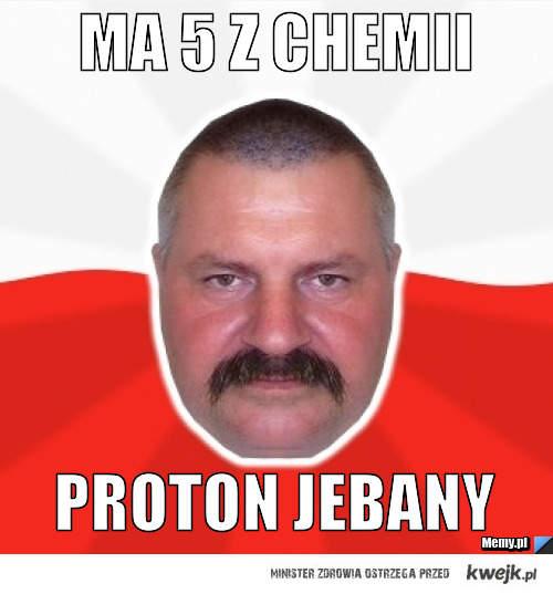 5 z chemii