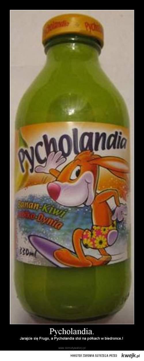 pycholandia