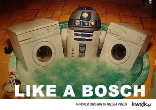 like a bosch