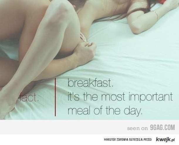 Śniadanie ;D
