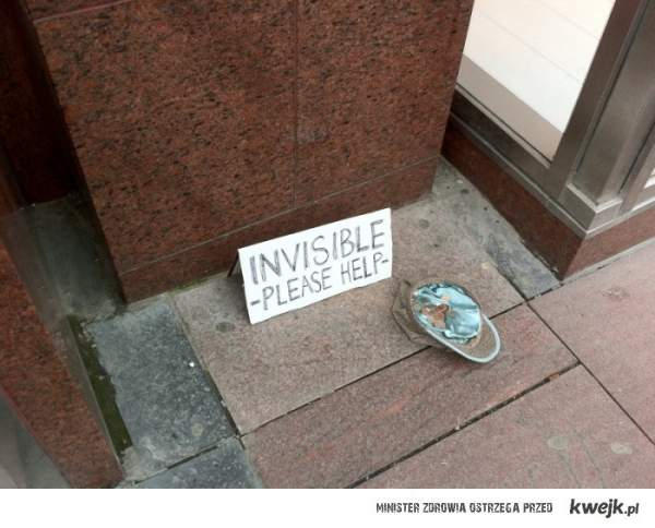 insivible
