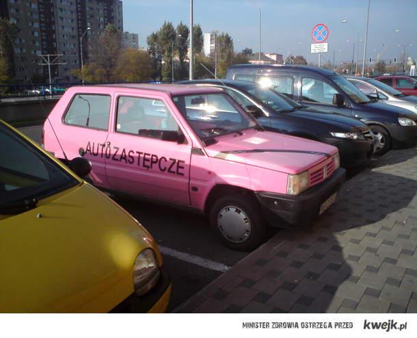 auto zastępcze
