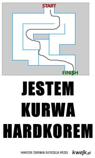 JESTEM HARDKOREM