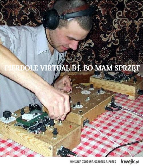 Sprzęt DJ'ski pierwszej klasy