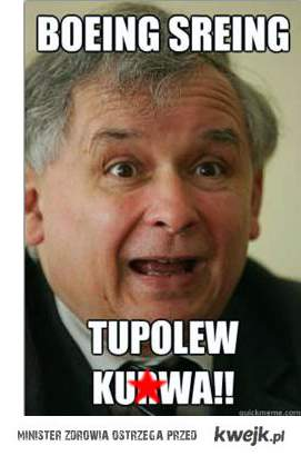 Tupolew kurwa