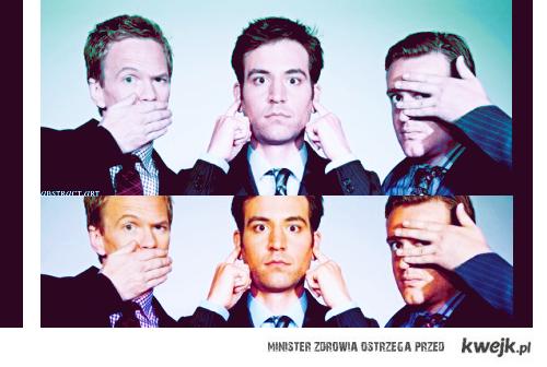 Barney, Ted, Marshal .