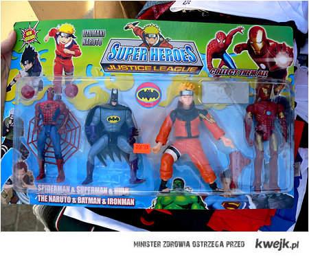 Superheroes: Justice League