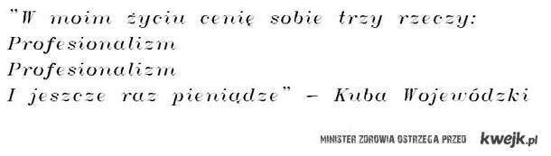 Cytat Kuby Wojewódzkiego